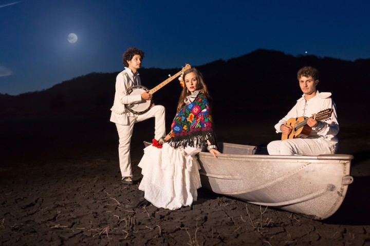 RSVP for a free Latin Roots Live! concert on January 19th with Monsieur Periné and Buyepongo