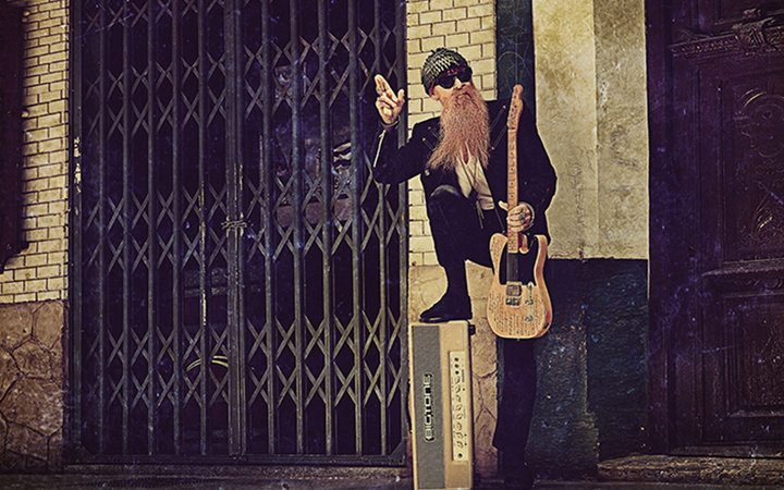 World Cafe: Billy Gibbons Adds A Cubano Twist To The Blues