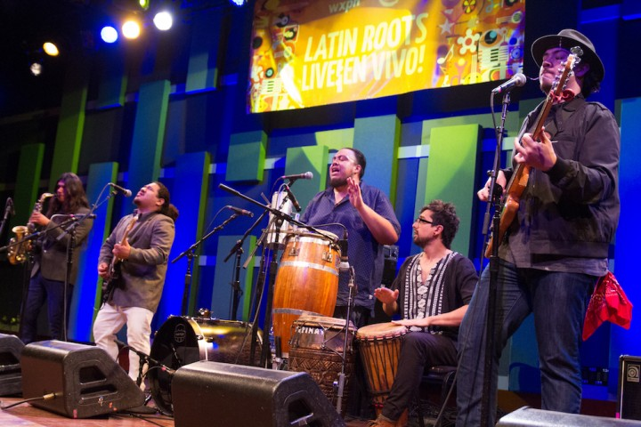 Watch Buyepongo live in concert from World Cafe Live