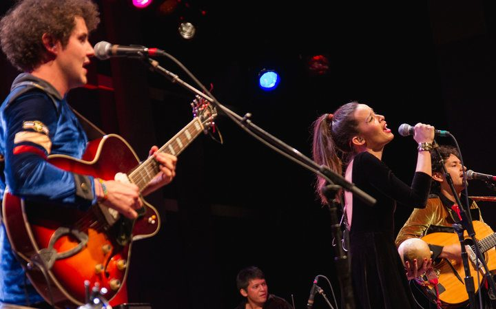 Listen & watch: Monsieur Periné on World Cafe and live in concert