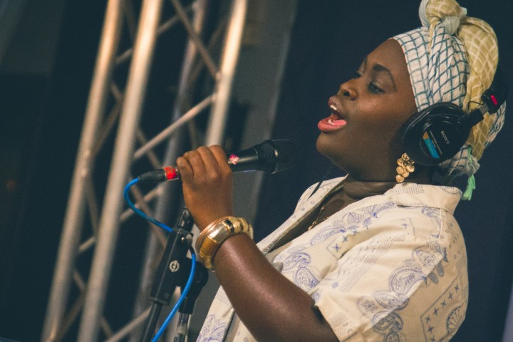 Daymé Arocena on World Cafe's Latin Roots