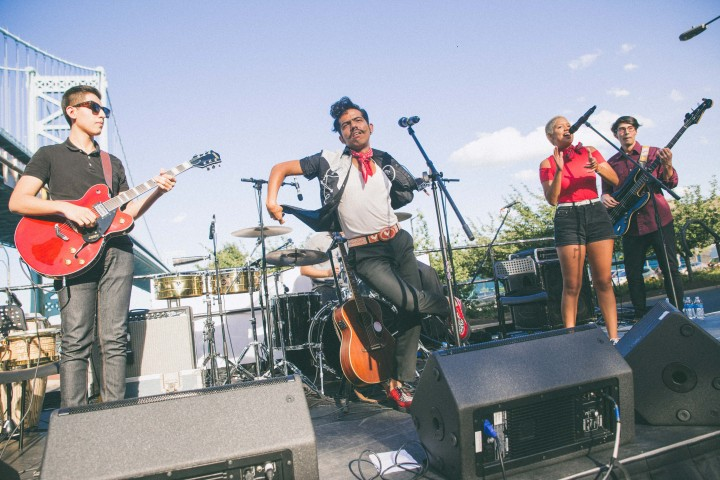 Watch videos of all the bands that performed at #Nuevofest
