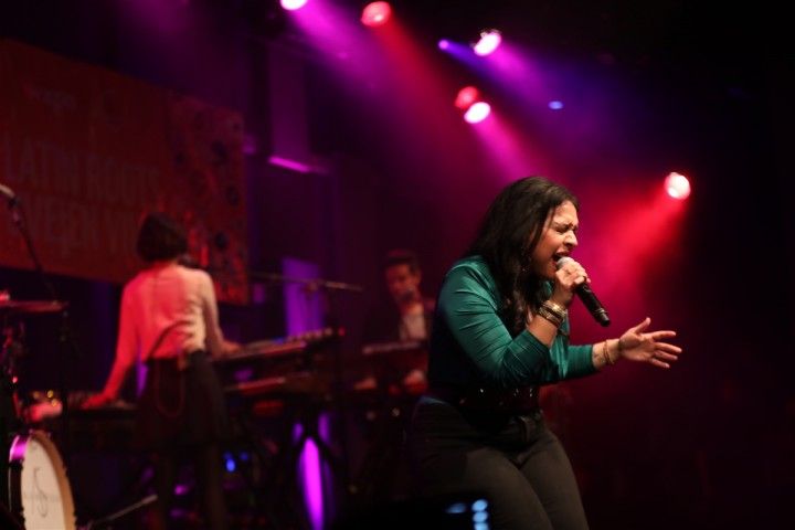 Watch Carla Morrison perform two songs from her Latin Roots Live! show