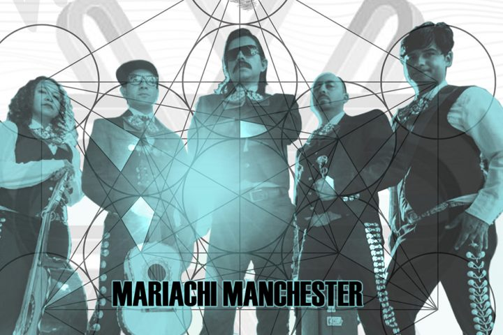 Mariachi Manchester to croon the emo-sensitive lyrics of Morrissey & The Smiths with the sounds of Mexican sones & rancheras at NuevoFest